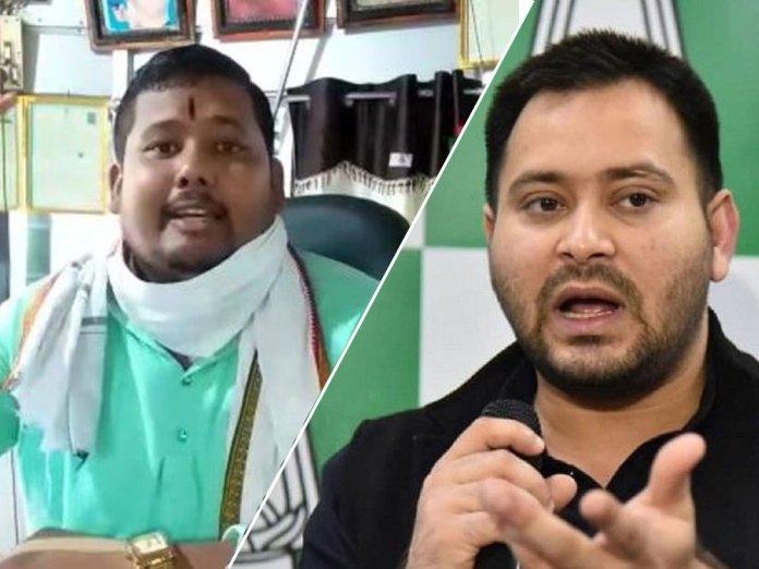 Shakti Malik, a Dalit leader in Bihar has been shot dead