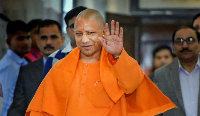 The media, its doorstep journalism and why it hates Mahant and Chief Minister of Uttar Pradesh, Yogi Adityanath