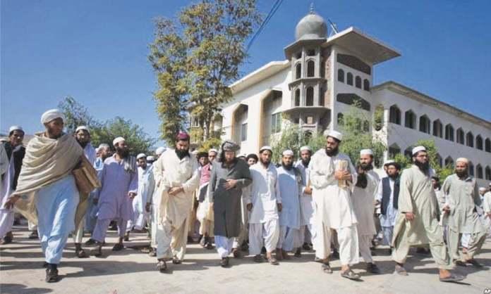 Pakistan's notorious Darul Uloom Haqqania is the