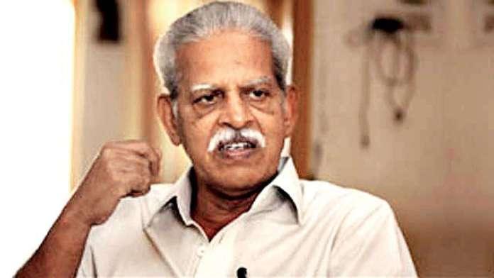 Urban Naxal Varavara Rao refused bail