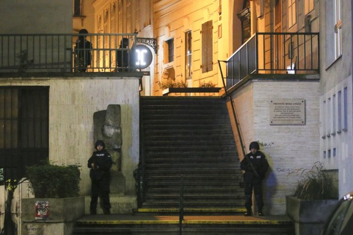 One of the gunmen who opened fire in Austria's Vienna had a history of terror charges