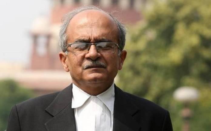 Advocate Prashant Bhushan 'regrets' his tweet targeting CJI SA Bobde
