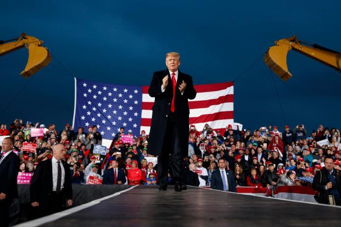 Donald trump vs Joe Biden, US Presidential elections