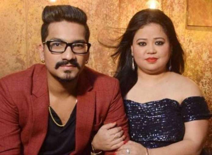 Bharti Singh and husband