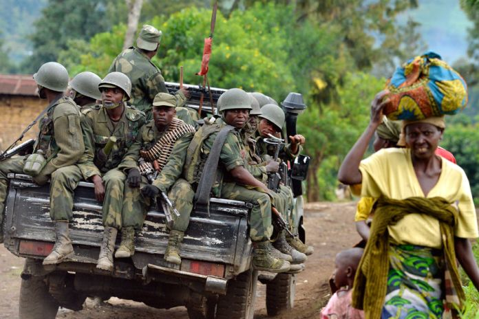 ADF violence in Democratic Republic of Congo