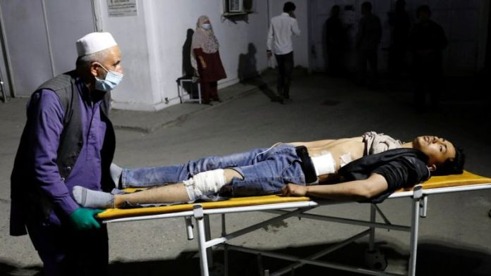 Kabul University terror attack, Afghanistan