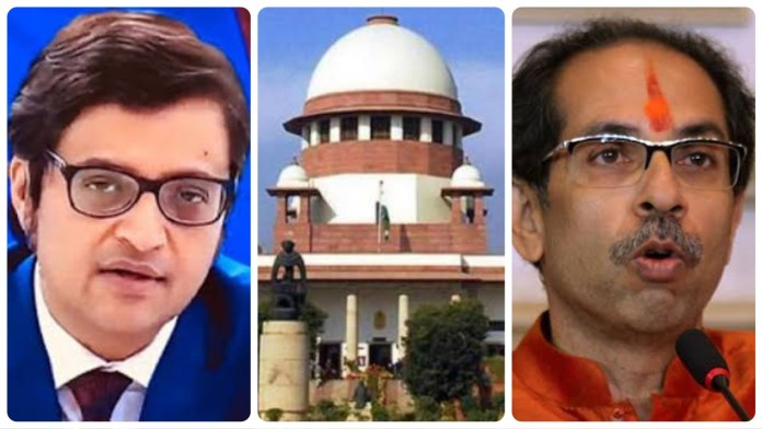Maharashtra Assembly Asst Secy says letter to Arnab Goswami at the instance of Speaker