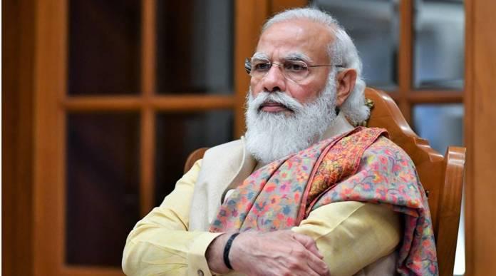PM Modi addresses Covid review meeting