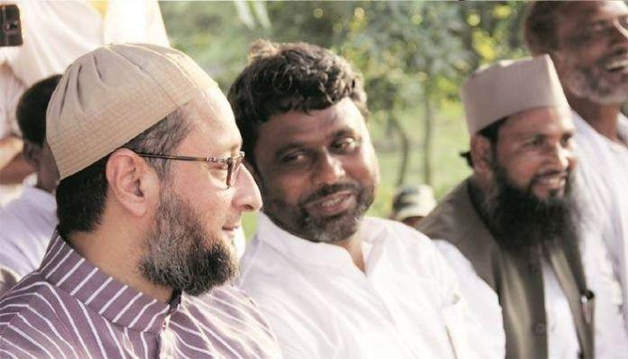 Bihar: AIMIM MLA refuses to use 'Hindustan' while taking oath, sparks row
