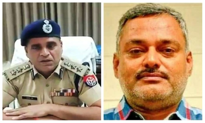 UP govt suspends senior IPS officer over allegations of links with Vikas Dubey