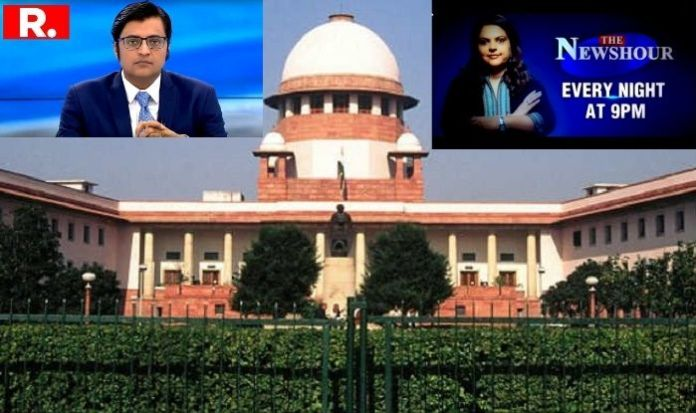Delhi High Court hears Bollywood suit against Republic TV, Times Now and others