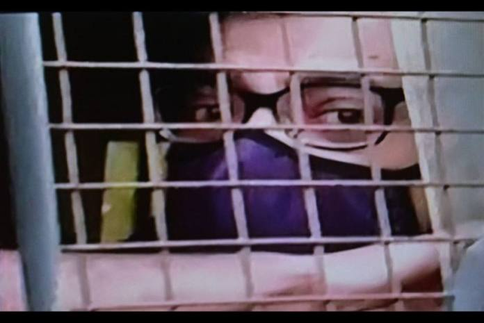 Watch: The quarantine building in which Arnab Goswami is lodged after being sent to Judicial custody