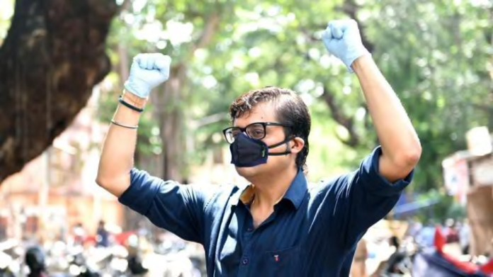 Was forced to drink some liquid that choked him, was hit with boots: Here is what happened after Mumbai Police arrested Arnab Goswami