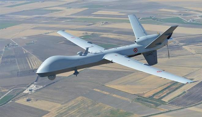 Indian Navy inducts two American Predator drones on the lease, can be deployed on Ladakh border against China