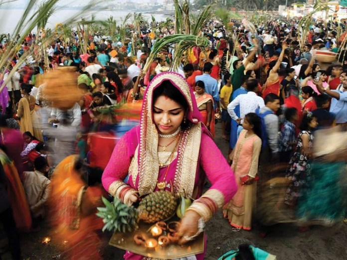 Delhi: Chhath Puja in public places banned