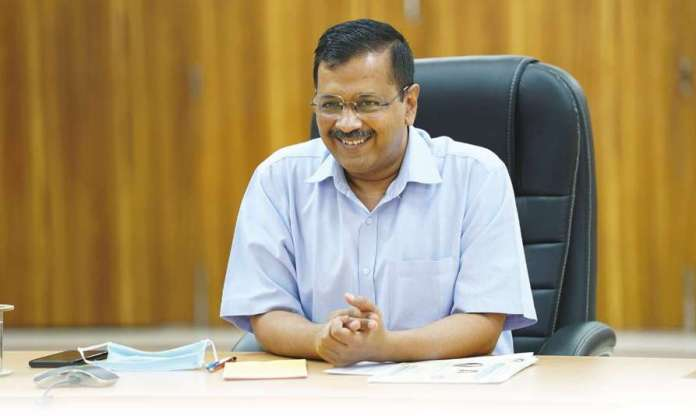 Even as Delhi remains in the grips of coronavirus crisis, Arvind Kejriwal shares a dubious report congratulating himself on the improvement of Delhi's rankings
