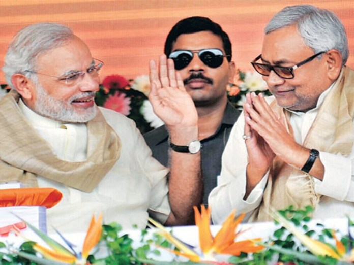 Nitish Kumar to be the CM for the fourth term as NDA gets a majority in Bihar elections