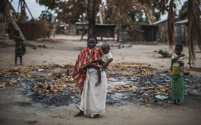 Mozambique: ISIS terrorists abduct women, behead more than 50 people