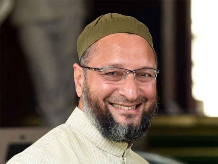 Owaisi says he feels like a 'Laila' who has thousands of Majnus