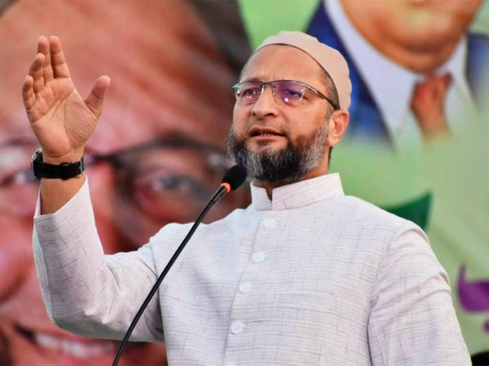 Asaduddin Owaisi says AIMIM will fight elections in Bengal next