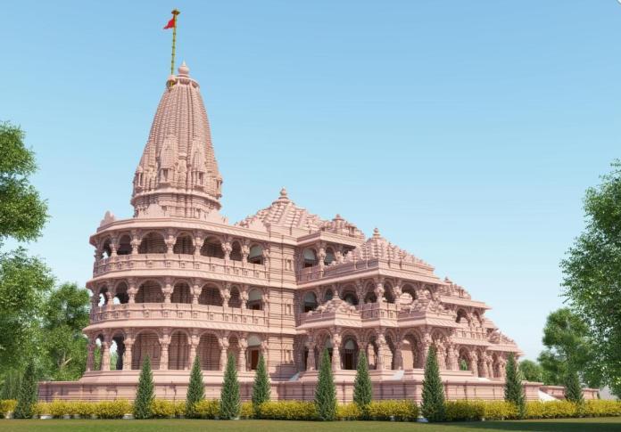 Ram Mandir Trust seeks design ideas for the development of 70 acre Temple premises