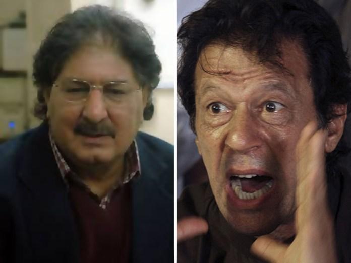 Sarfraz Nawaz says he has seen Imran Khan consume hard drugs