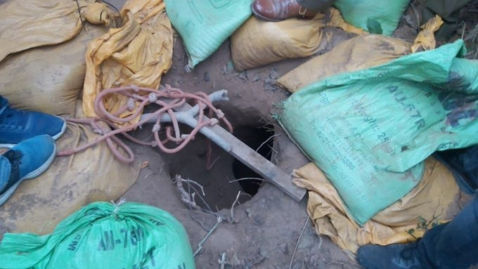 BSF and J&K police discover tunnel near international border