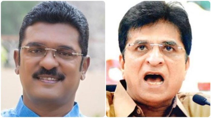Pratap Sarnaik threatens Kirit Somaiya with a Rs 100 crore defamation suit if he fails in proving the allegations of cheating levelled by him against the Shiv Sena MLA