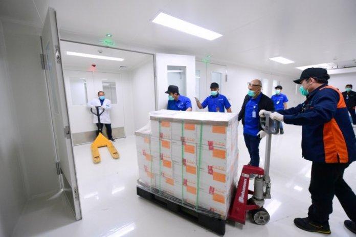 Indonesia highest Muslim body to provide halal certificate for coronavirus vaccine