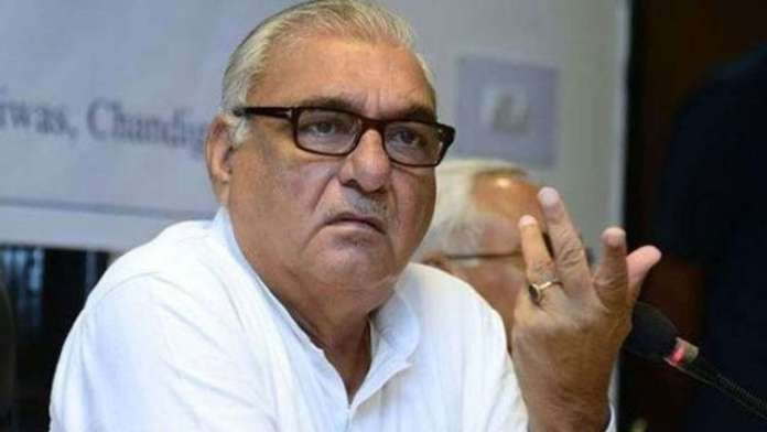 Bhupinder Hooda had supported the same reforms in farmer markets what he is opposing now