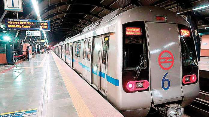 Delhi Metro's Magenta line goes driverless as PM Modi inaugurates the newage technology for the first time ever in India