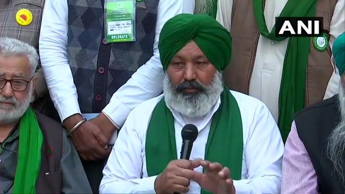 Farmers to block railway tracks now, says union leader