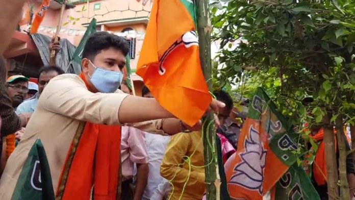 BJP leader Kabir Shankar Bose