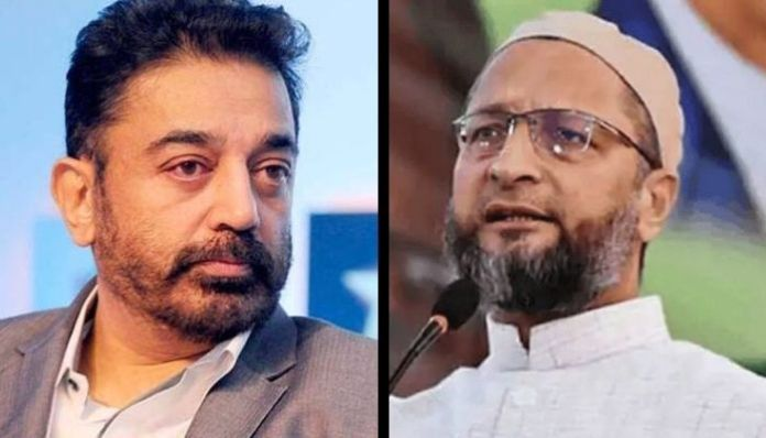 AIMIM to tie up with Kamal Haasan's MNM for upcoming Tamil Nadu polls