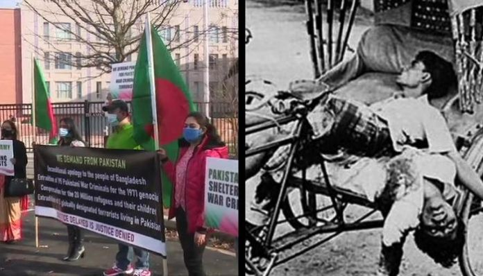 Operation Searchlight: Bangaldeshis demand apology for 1971 genocide