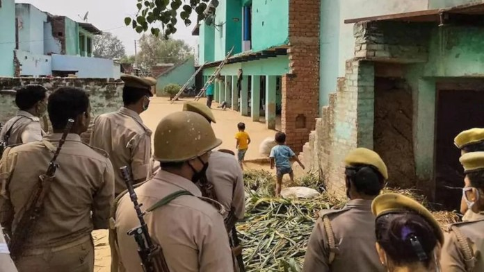 Hathras case victim had relations with accused
