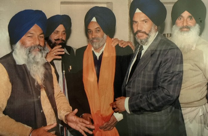 Khalistani accused in Rulda Singh murder case