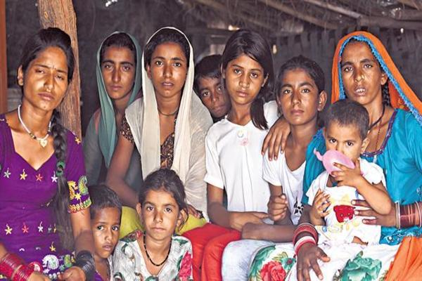 Hindu and Christian women marketed as concubines in Pak