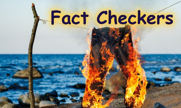 """""""Fact checking"""" is a new name for same old propaganda journalism"""