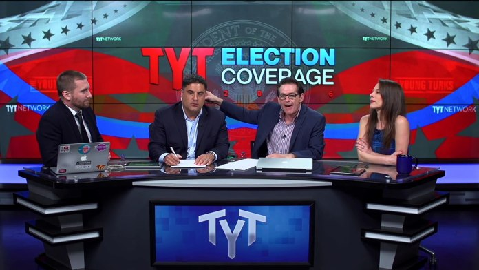 Jimmy Dore vs Cenk Uygur on Force The Vote for Medicare for All