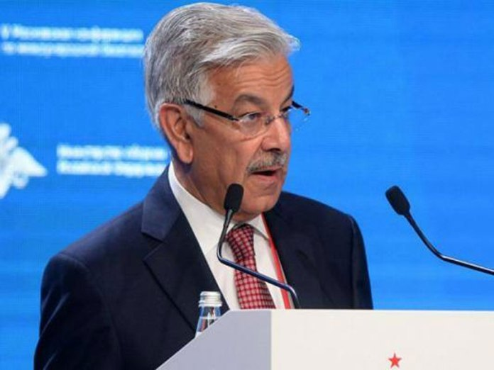 Khawaja Asif, former Pakistan foreign minister arrested in corruption case