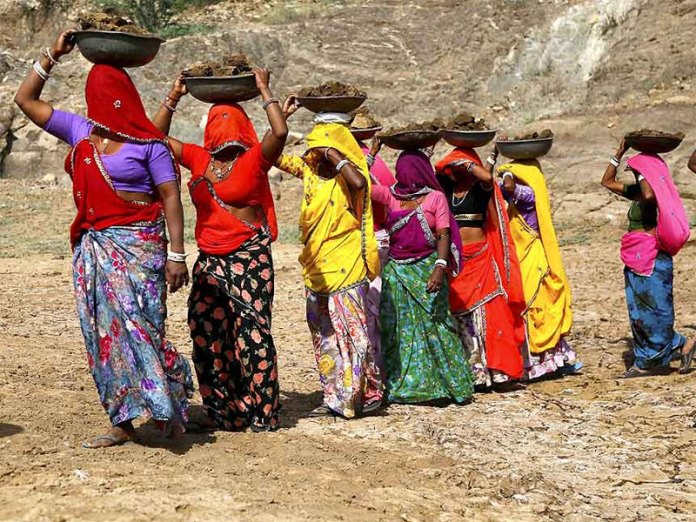 MGNREGA payments reached record-levels this year