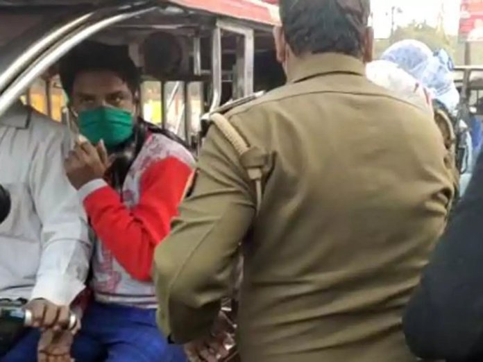 Dramatic scenes at Aligarh Court as lawyers prevent Grooming Jihad