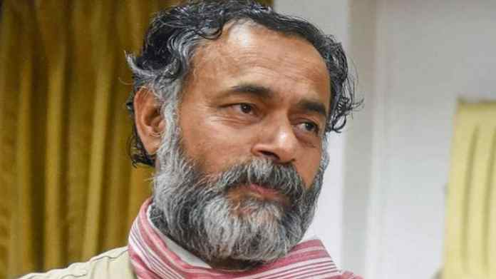 Yogendra Yadav says ready to talk to Centre