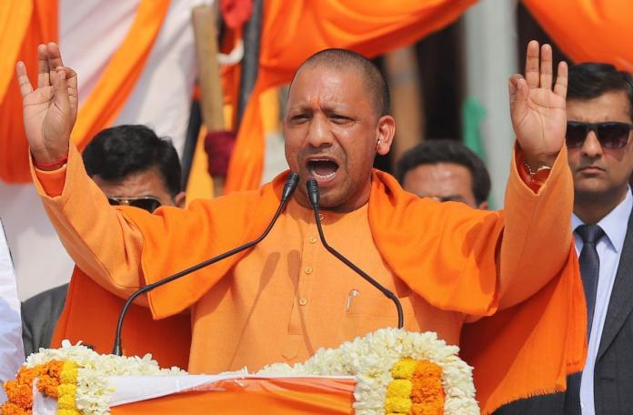 Yogi Adityanath calls out Yogendra Yadav