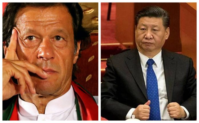 China-Pakistan CPEC funding discord