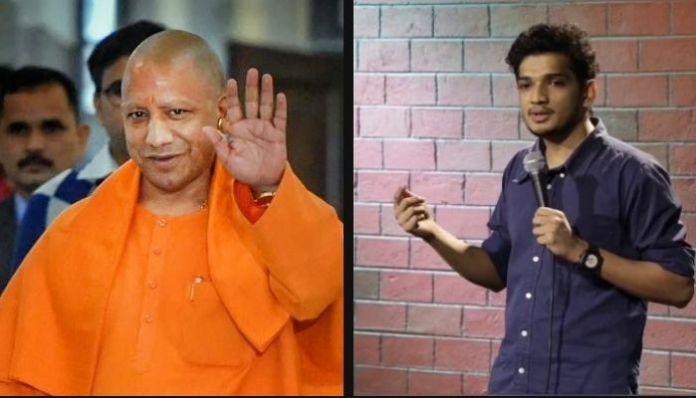 UP police to soon get custody of 'comedian' Munawar Faruqi, FIR registered