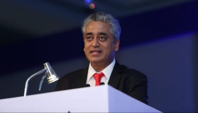 Rajdeep Sardesai posts fake news about farmers' death in police firing