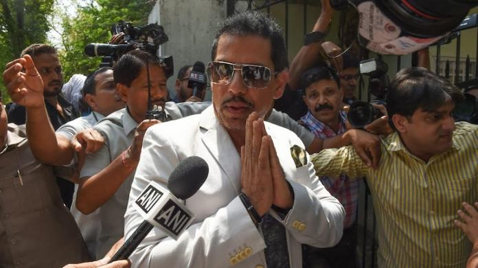 Robert Vadra said that there has been no tax evasion and he is being targeted