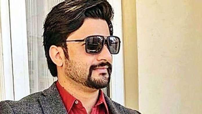 Salman Nizami made derogatory rape tweets, claims account was hacked